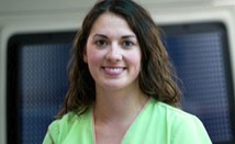 Genna Green, CT Sim Lead Therapist