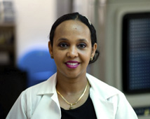 Mehret Assefa, Radiation Therapist