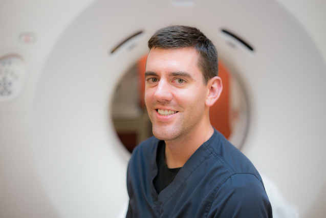 Kyle Monahan, Radiation Therapist
