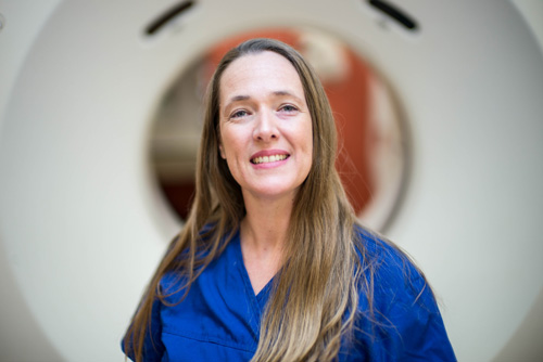 Amy McCoy, Radiation Therapist