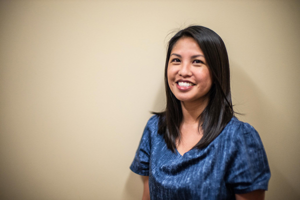Jodi Peralta, Radiation Therapist