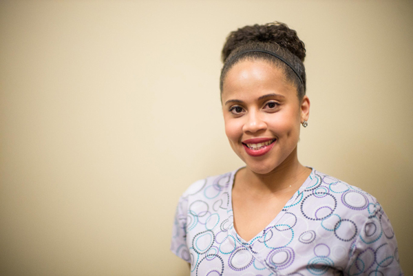 Monique Brown, Radiation Therapist